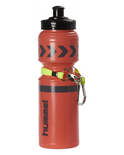 hummel REF Trophy Waterbottle HOT Coral/Orion Blue