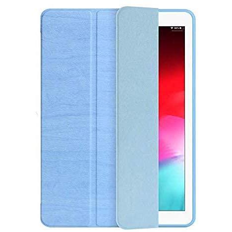 YIU Funda para iPad Pro 9.7 2016 ultra delgado ligero Smart Case TPU suave silicona soporte con auto Sleep/Wake para Ipad cubierta 9.7 pulgadas Ipad Pro 9.7