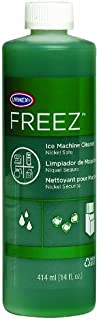 Urnex Freez Ice Machine Cleaner - 14 Ounce - 5 Use - Nickel Safe Formula Based On Citric Acid Commercial Ice System Cleaning Product