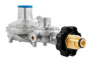 Camco pressure regulator