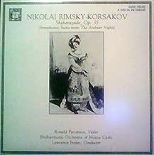 Rimsky-Korsakov: Sheherazade Op. 35 (Symphonic Suite from The Arabian Nights)