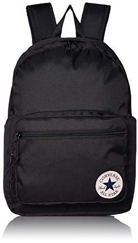 Converse Unisex-Erwachsene Go 2 Backpack Rucksack, Schwarz, OSFA