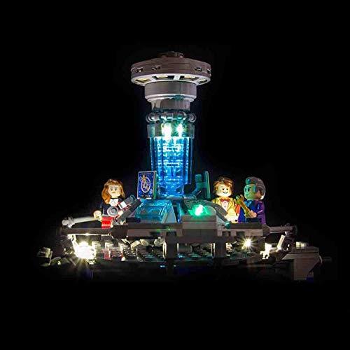 Led Beleuchtungsset Für Lego Ideas Doctor Who, Kompatibel Mit Lego 21304 Bausteinen Modell (Modell Nicht Enthalten)