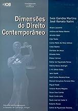 Dimensões do Direito Contemporâneo (Em Portuguese do Brasil)