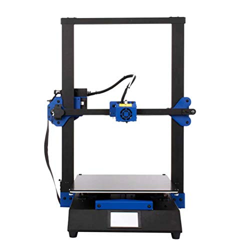 3D Printer 3D DIY Full Color Touch Screen Resume Printing Compitable with PLA, ABS, PETG, WOOD, TPU 300 * 300 * 400mm Printing Size