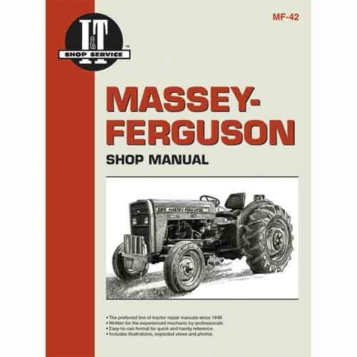 Service Manual - Massey Ferguson - MF-42