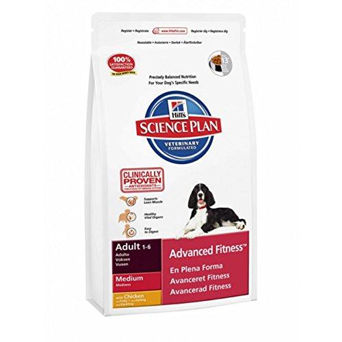 Hill' s vetessentials Canine Adulto stérilisé Cibo Croquette per Cane Media Race Pollo 10kg