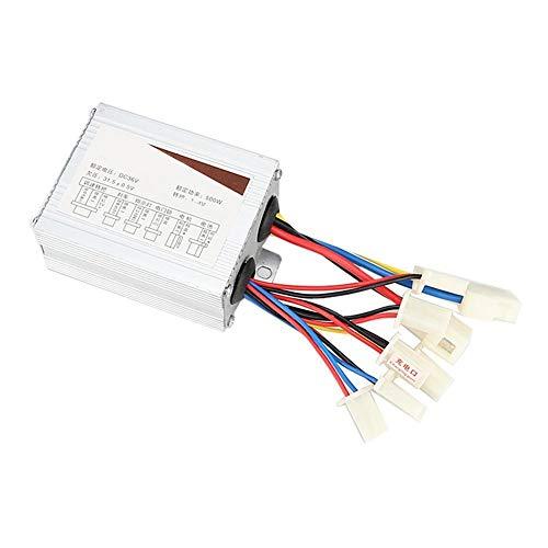 Vikenar Controlador de Velocidad de 36V 500W eléctrica escobillas del Motor Compatible...