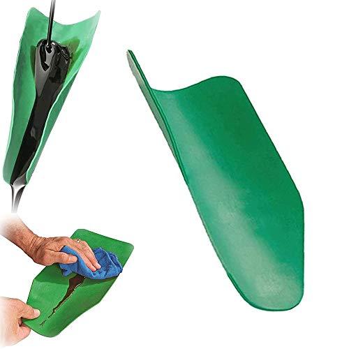 Form A Funnel, Trichter öLwechsel Flexibler Trichter Matte (37 * 17cm)