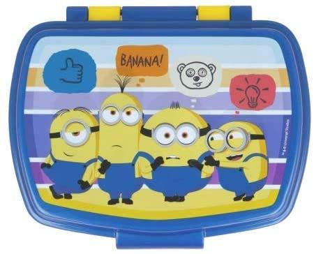 ILS I LOVE SHOPPING Contenitore Termico Porta merenda Scatola Sandwich Box per Bambini...