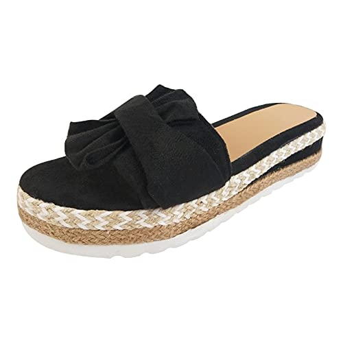 FRAUIT Sandali Estivi Donna Zeppa Sexy Pelle Sandalo Ragazza Con Tacco Alto E Plateau Scarpe Estive Sandali Alti Da Cerimonia Sandali della Cintura della Caviglia