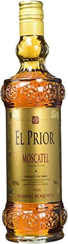 El Prior Moscatel Ramón Roqueta, 15º - 750 ml