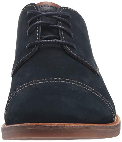 Clarks Atticus Cap Oxford 男款牛津皮鞋