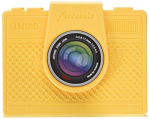 アーティミス フォトアルバム 1ポケット カメラ イエロー IPA-1P01