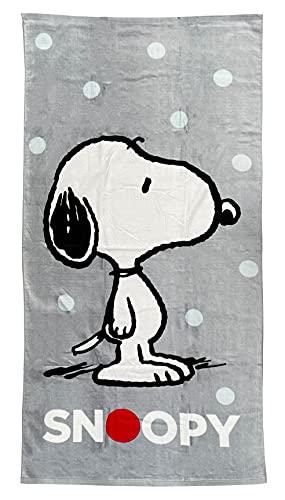 Snoopy Peanuts - Toalla de baño (70 x 140 cm)
