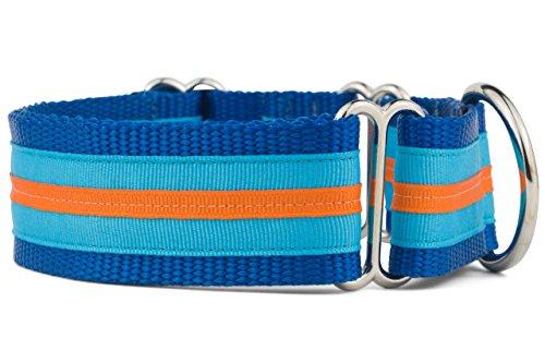 Stripe Martingale Dog Collar - 5