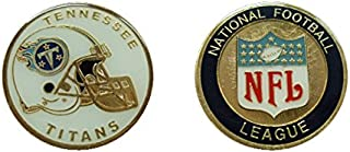 Collectible Challenge Coin- Logo Poker- Lucky Chip for Titans