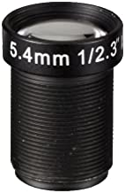 5.4mm 10 Megapixel Low Distortion Sport Camera Lens