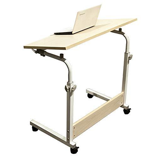AI LI WEI Household Products/Furniture Tabla Portable del Ordenador portátil de Altura Ajustable Ordenador Independiente Estudio Tabla móvil Mesita de luz (Color: A) (Color : A)