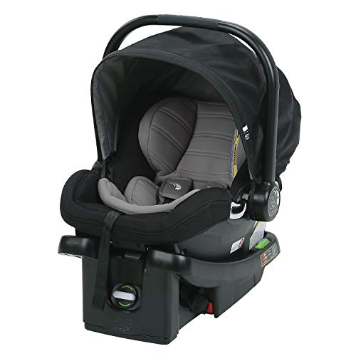 Baby Jogger City Go Infant Car Seat, Black