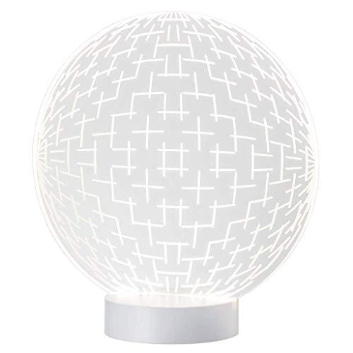 STER Lámparas con pilas inalámbricas para mesas en el hogar Baño con sensor de movimiento, pequeñas lámparas de mesa de cocina, luces de noche decorativas para el dormitorio Sala de estar Pasillo, lám