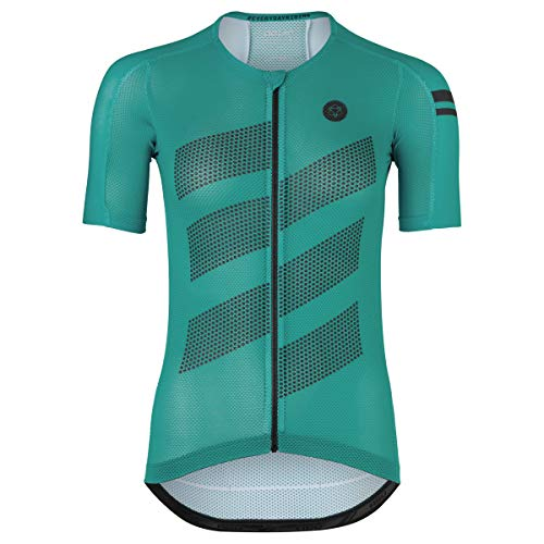 AGU High Summer Fietsshirt Trend Dames - Groen - XL