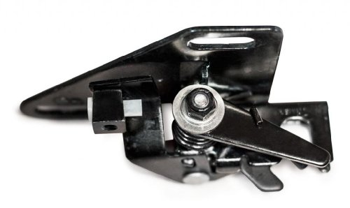 Discount Camper Shells Snugtop Parts.com 718271 Snugtop Rotary Latch Passenger Side for Snuglid tonneau Cover only