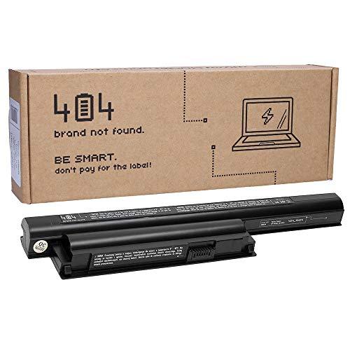 Wessper VGP-BPS26A / VGP-BPS26 / VGP-BPL26 Batteria per Portatile Sony Vaio PCG-71 PCG-71614M PCG-71811M PCG-71911M [4400mAh/11.1V]