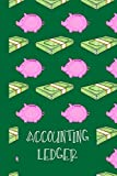 Accounting Ledger for Kids: Spending Journal and Expense Tracker for Children - 120 Pages - Fun Logbook to...