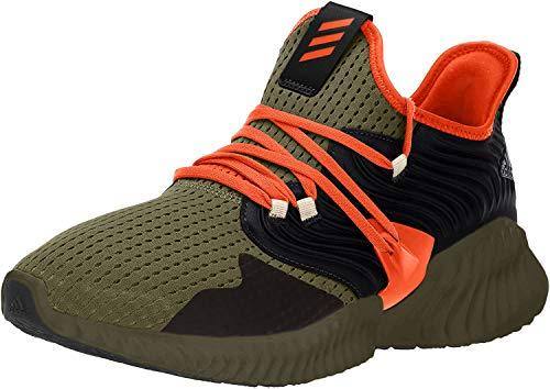 adidas Running Alphabounce Instinct CC Raw Khaki/True Orange/Core Black 11
