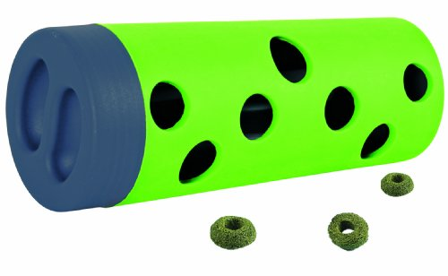 Trixie 62811 Snack Roll, Kunststoff/TPR, ø 6/ø 5 × 14 cm