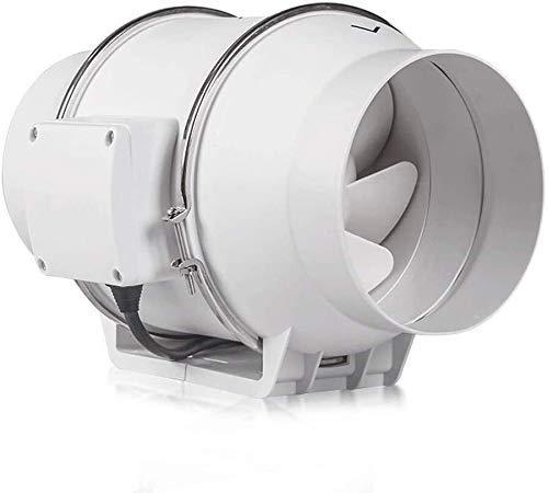 Zixin Los extractores de Aire de 6 Pulgadas de baño Cocina Ventilación Corriente de la Red: 50w-60w Frecuencia: 50 Hz Tamaño: 310 * 220 * 215mm