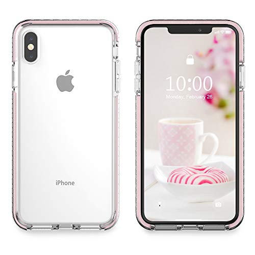 SURPHY Cover iPhone XS Max Silicone Custodia iPhone XS Max