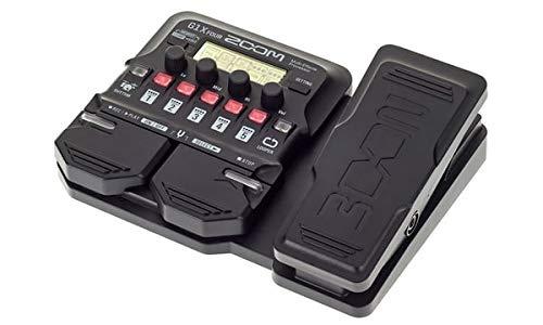Zoom – G1X FOUR/IFS – pedaliera multieffetto, amp-simulator per chitarra con pedale d'espressione