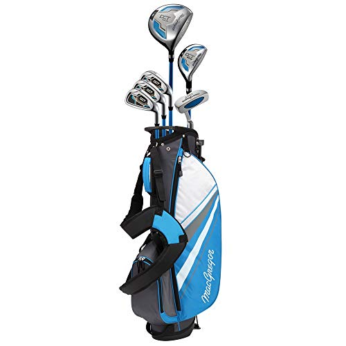 MacGregor Golf DCT Junior Golf Clubs Set with Bag, Right Hand Ages 9-12