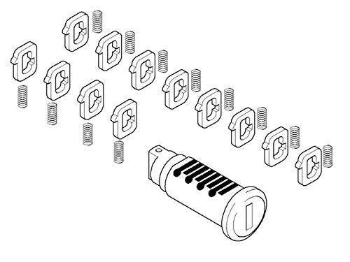 Cilindro de cierre para maleta de aluminio + baúl superior para BMW R 1200 1250 GS Adventure LC