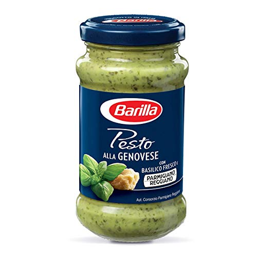 Barilla grünes Pesto alla Genovese – Pesto 1 Glas ( 1x190g)