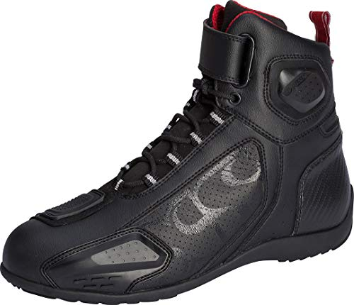 IXS X45405-003-42 Stiefel, Short Black, Größe 42