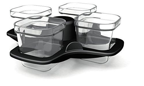Tefal accesorio moldes jarras cristal Cupcake Cheesecake + Cookbook Actifry