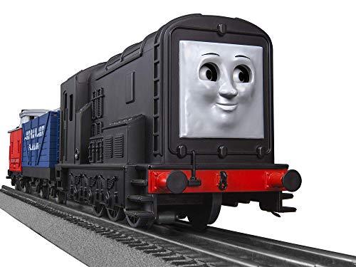 Lionel Trains - Thomas & Friends Diesel LionChief Set with Bluetooth, O Gauge -  1823030