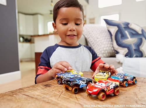 Disney Cars XRS Mud Racing Jackson Storm, Veicolo Die-Cast, Giocattolo per Bambini 3+ Anni, GBJ38