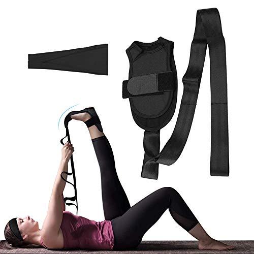 Stretching équipement Pour Yoga, Vandeep Yoga Sangle Jambe civière Stretch Band