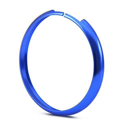 TOPDECO Smart Key Fob Replacement Ring Trim Decoration for sale  Delivered anywhere in UK