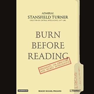 Burn Before Reading cover art