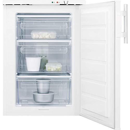 Electrolux EUT1105AW2 Congelatore Sottotavolo A+, 90 Litri, 40 Decibel, Bianco