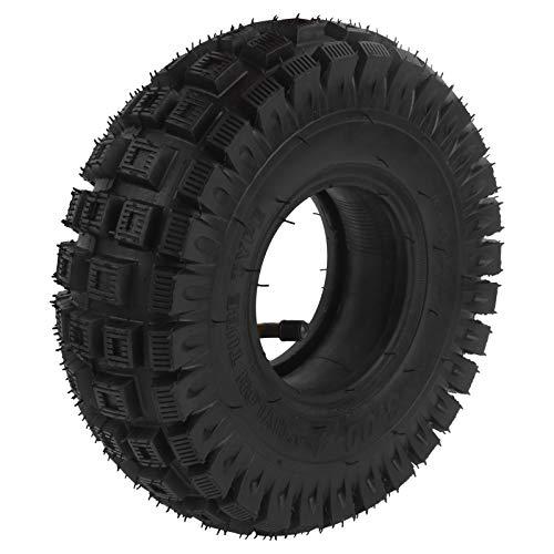 Yivibe 3.00-4 Tubo Interior, fácil de Instalar Neumáticos para Camiones de Mano...