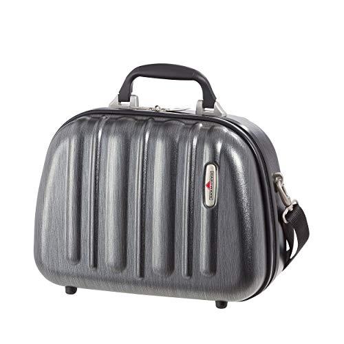 Hardware Profile Plus Beautycase 37 cm metallic Grey Brushed