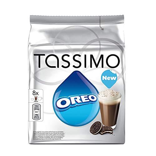 Tassimo Home Use T-Discs Pods You Choose Flavours Carte Noire Cadburys Suchards (Oreo Cookies 8's)