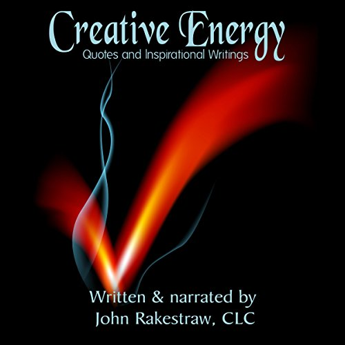Creative Energy audiobook cover art