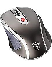 Qtuo 2.4G ワイヤレスマウス 無線マウス1